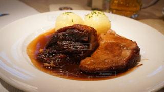 ヨーロッパ,ドイツ,ミュンヘン,肉料理,Maxnbauer