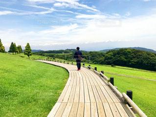 自然,公園,緑,青空,休日,淡路島,お出かけ