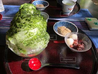 食べ物,スイーツ,和菓子,デザート,テーブル,おやつ,皿,お菓子,おいしい,和,和スイーツ