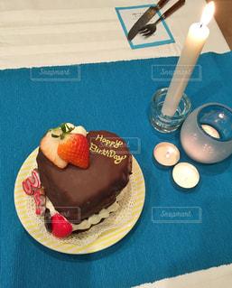 ケーキ,ハート,誕生日,記念日