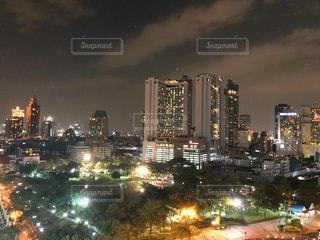 風景,夜,夜景,ビル,海外,観光,旅行,タイ,海外旅行,バンコク,ショッピングモール
