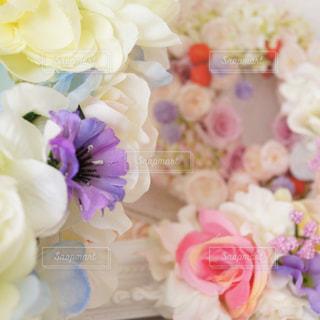 春,お花,プレゼント,春色,フラワーリース
