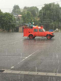雨の写真・画像素材[583247]