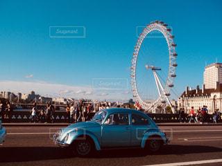 ロンドン ・ アイの写真・画像素材[1322042]
