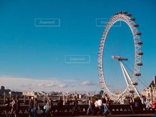 ロンドン・アイの写真・画像素材[1322043]
