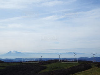 風車の写真・画像素材[1867144]