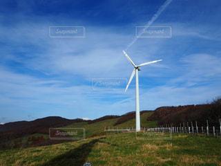 風車の写真・画像素材[1867146]
