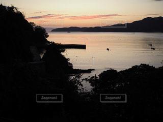 海,空,太陽,朝日,光,朝,日の出