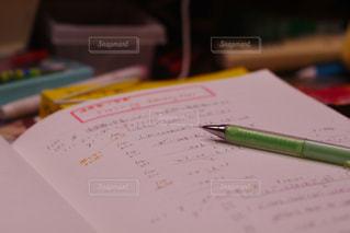 勉強の写真・画像素材[350131]