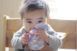 男の子の写真・画像素材[1996572]