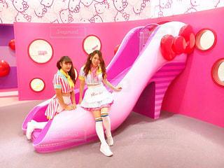 ピンクの部屋の女の子 - No.844249