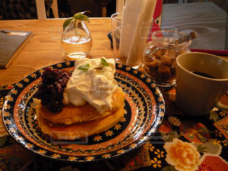 ミリョクありすぎ 茨城 パンケーキの写真・画像素材[2058236]