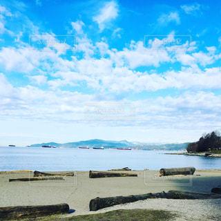 自然,海,空,ビーチ,砂浜,イングリッシュベイ