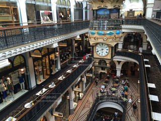 海外,時計,買い物,オーストラリア,シドニー,時間,Sydney,Australia,ショッピングモール,おしゃれ,からくり時計