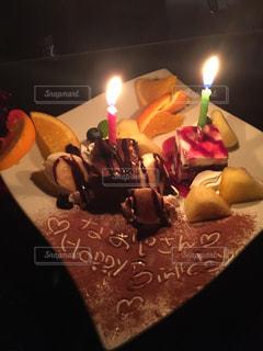 ケーキ,プレゼント,めでたい,誕生日,サプライズ
