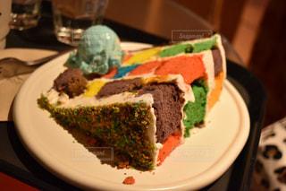 スイーツ,ケーキ,かわいい,カラフル,ポップ,フォトジェニック