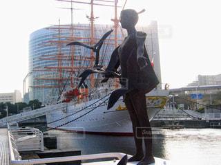 海,散歩,港,横浜市,神奈川県,横浜港,私の街,みなとみらい地区
