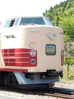 鋼のトラックの列車の写真・画像素材[755751]