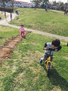 子供,観光,可愛い,#自転車#駐輪場,#公園#千葉県#君津市#街#風景,#遊び#楽しい#子育て