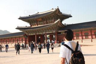 景福宮の写真・画像素材[917231]