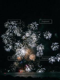 琵琶湖花火大会の写真・画像素材[917423]