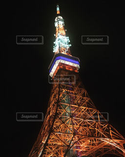 東京タワーの写真・画像素材[930738]