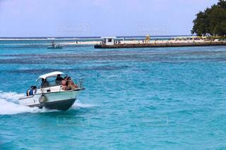 マニャガハ島の写真・画像素材[1114844]