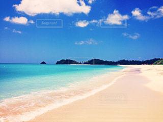自然,海,空,夏,屋外,ビーチ,青,砂浜,海岸,沖縄,旅行