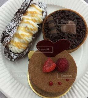 スイーツ,ケーキ,東京,エクレア,おやつ,ハート,洋菓子,タルト,甘い,バレンタイン,チョコ,プチケーキ,ムース