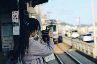 女性の写真・画像素材[344855]