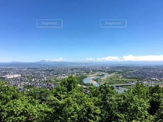 都市風景 北海道旭川市の写真・画像素材[1395438]