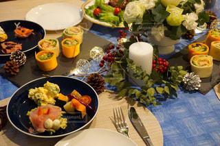 冬,食卓,クリスマス,テーブルコーディネート,クリスマスの思い出