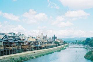鴨川の写真・画像素材[925587]