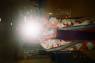 振袖袴の写真・画像素材[4254664]