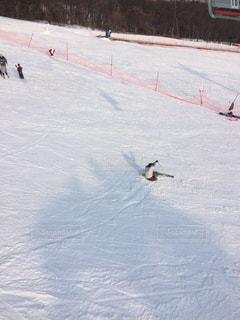 スキーの写真・画像素材[345453]