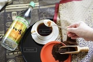 いいちコーヒーの写真・画像素材[2749597]