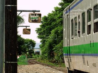 札沼線 新十津川駅の写真・画像素材[1403241]
