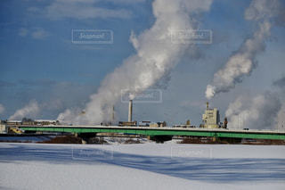 雪工場の写真・画像素材[1674375]