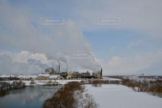 雲工場の写真・画像素材[1864896]