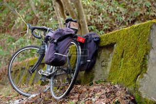 自転車旅の写真・画像素材[3166913]