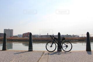 自転車の写真・画像素材[423020]
