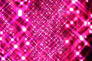 ピンクのイルミネーションの写真・画像素材[1797425]