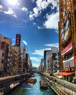 大阪の写真・画像素材[368022]