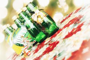 クリスマスパーティーはペリエとの写真・画像素材[910308]
