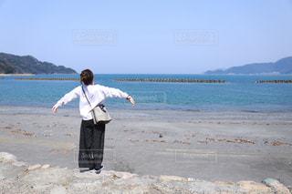 お散歩日和の写真・画像素材[2281069]