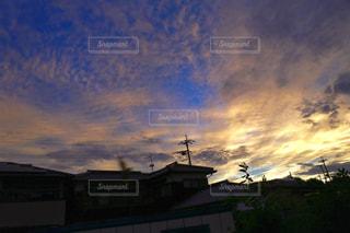 朝の空の写真・画像素材[2420899]