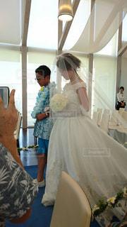 結婚式の写真・画像素材[350413]