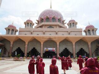 マレーシア,クアラルンプール,pink,ピンクモスク