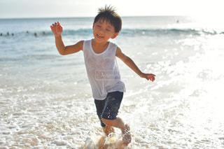 海,ファミリー,綺麗,ハワイ