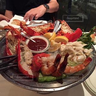 料理,ハワイ,美味しい,海鮮